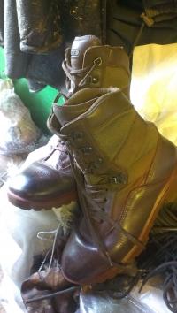 Ботинки британской армии YDS